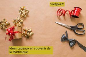 idées cadeaux en souvenir de la Martinique