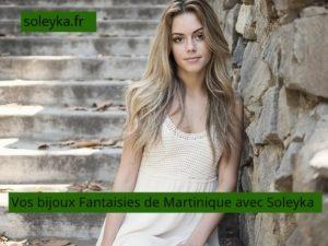 bijoux fantaisies de Martinique avec Soleyka