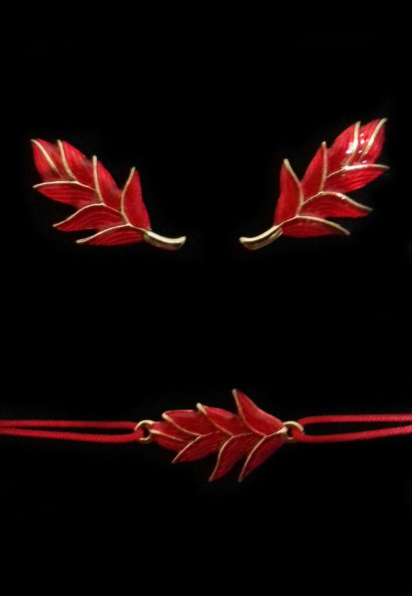 Promo 1 Ensemble boucle et bracelet
