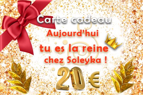 Carte-cadeau 20€
