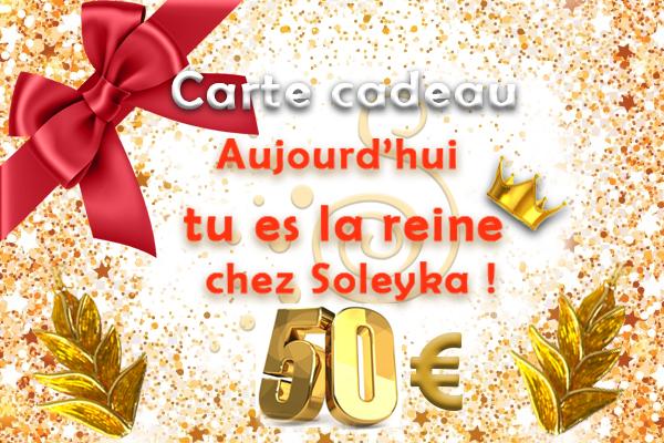 Carte-cadeau 50€