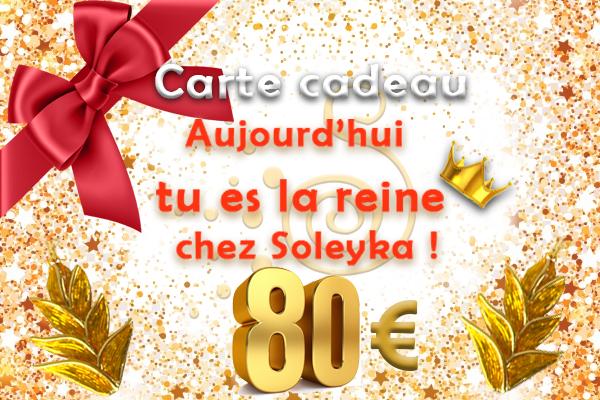 Carte-cadeau 80€